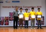 BKACAD wins the first prize at Vietnam Netriders Skills 2010 competition